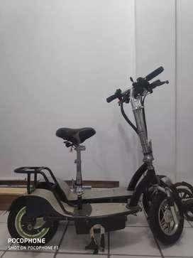 Sepeda listrik Ex Luar ok