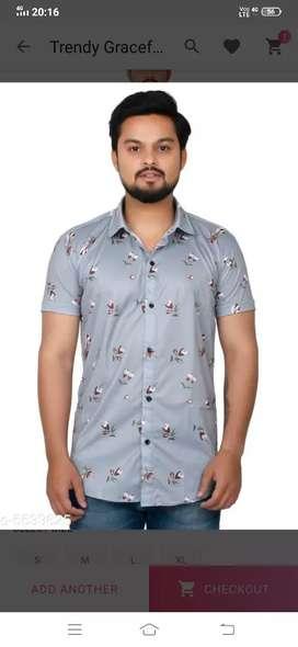 Trandy Graceful Men T-Shirt