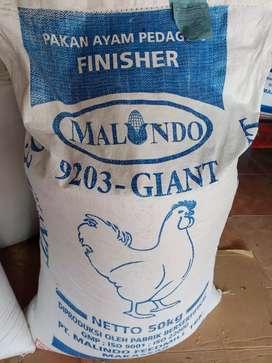 PAKAN MALINDO FEEDMILL 9203