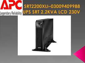 B0X PACKED  APC SRT2200XLI now 30% off Smart-UPS SRT 2200VA 230V