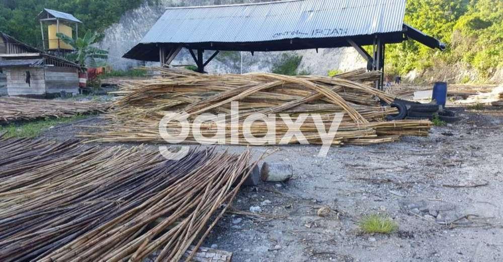 tanah bekas gudang rotan di sulawesi