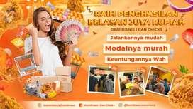 BISNIS FRIED CHICKEN I CAN CHICKS TERSEBAR SE-INDONESIA