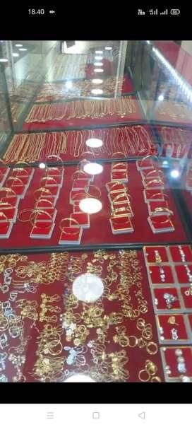 Beli periasan emas tampa surat dgn harga tingi