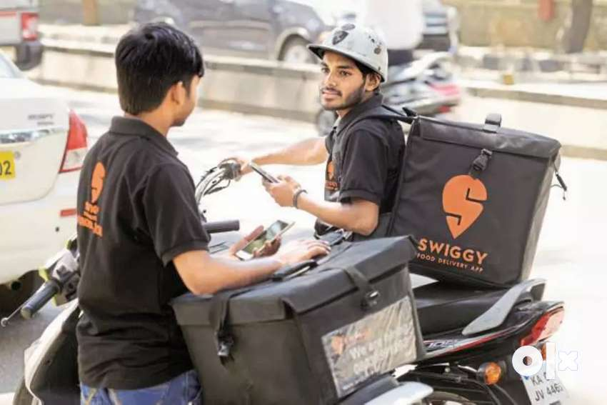 Earn upto 22000 by food delivery 0