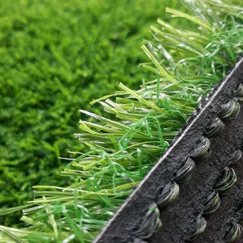 Karpet Rumput Sintetis 25mm Tipe Swiss Import