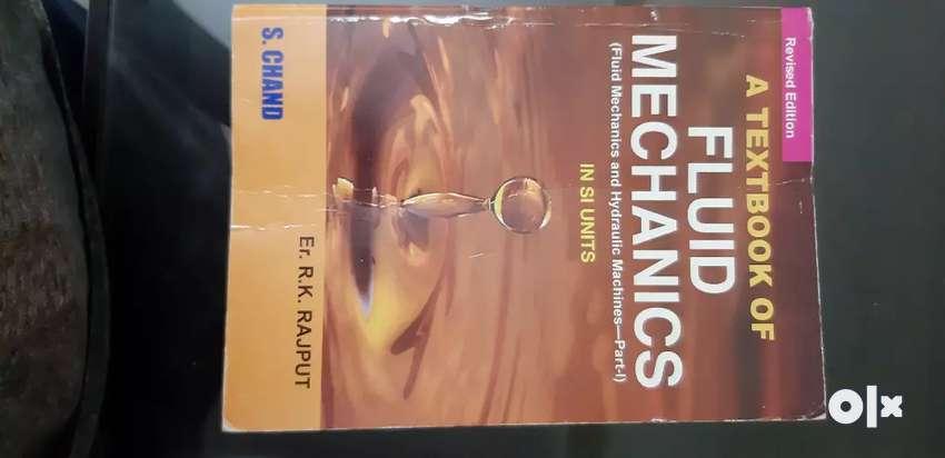 FLUID MECHANICS & HYDRAULIC MACHINE PART-1 0