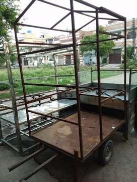 Fast Food, Biryani & Other need of foodCart Available in New Condition