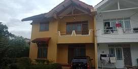 Rumah/Villa di daerah Cipanas  lokasi Strategis