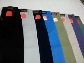 KIDS CHINO PENTS BRANDED