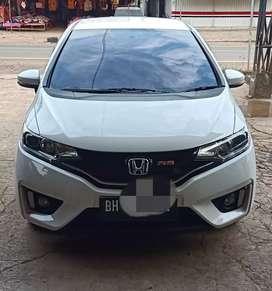 Honda jazz rs cvt(matic)