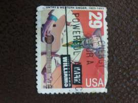 A old stamp