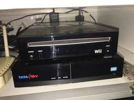Wii box console