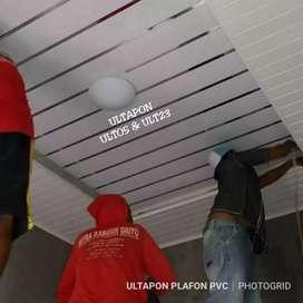pasang plafon pvc ULTAPON