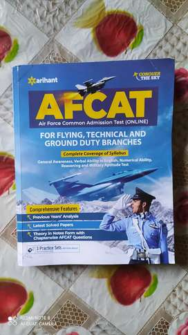 AFCAT, For flying, technical, and Ground duty branches