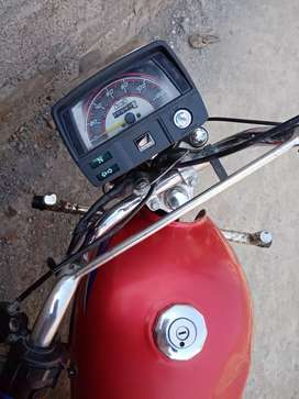 Hi speed 70cc  urgent sale