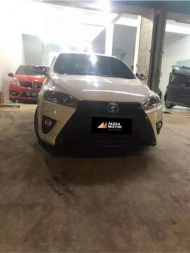 TOYOTA ALL NEW  YARIS 1.5 G AT