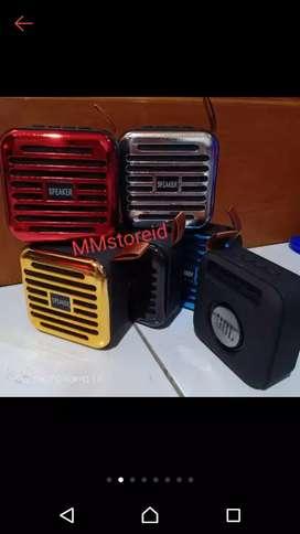 Speaker mini Bluetooth T5s high quality suara mantul bukan T5 biasa