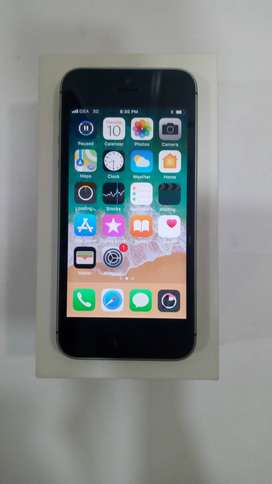 Apple iPhone SE 32GB (Space Grey) In Good Cond Fully Working