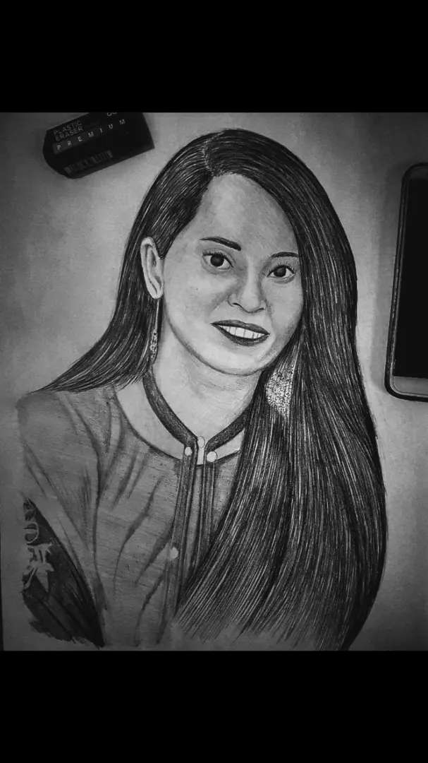 Pencil sketch artist | perfect gift for your loved ones 0
