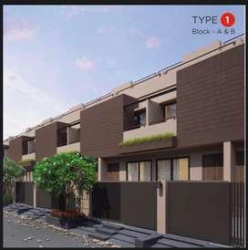 Sale 3 bhk row house duplex at lambha