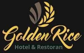 Lowongan Kerja Sebagai pramusaji di barista di Golden Rice Hotel & Res