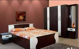 New Bedroom Set With 5 years warranty