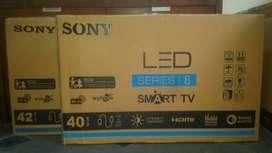 New Sony 32'' Panel Smart Led FULL HD Tv(OFFER)