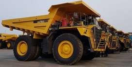 Jual Alat Berat Rigid Dump Truck Komatsu HD785-7 tahun 2011 & 2012