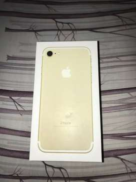 IPHONE 7 128GB GOLD FULLSET!