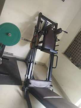 Gym setup at lowest cost