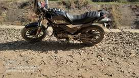 Hero xpulse 200T adventure with touring bike