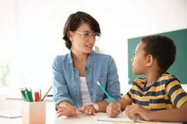 I am a tutor for class 1 to 6