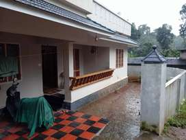 House for sale at changanachery
