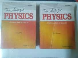 S.L. Arora Physics Refresher Books