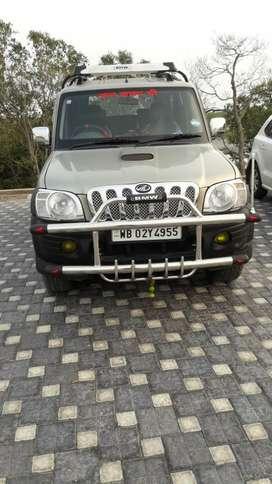 Mahindra Scorpio Ex, 2007, Diesel