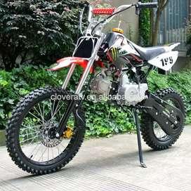125 cc Motocross bike dirt bike pit bike petrol engine