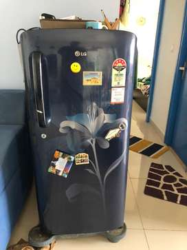 LG 180 Ltr fridge in as new condition