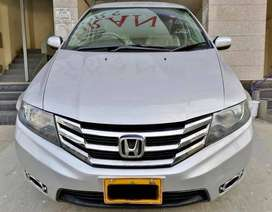 HONDA CITY ASPIRE 2015 ON EASY EMI WITH 20% D.P ONE STEP SOLUTION