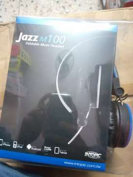jazz/M100 Foldable HeadphonE