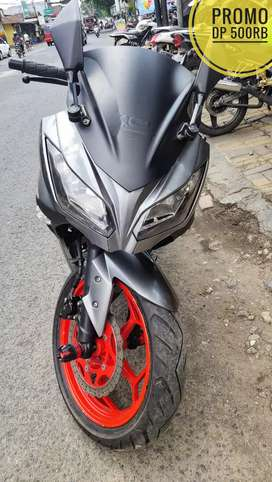 Kawasaki Ninja 250 2014 Murmer, Promo DP 500rb Mustika Motor Sukun