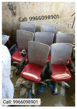 15 Ergonomic Fabric Office Chairs - for just 34,500/- Only
