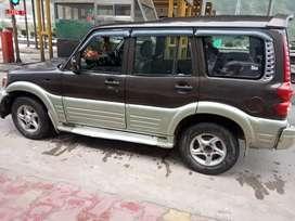 Mahindra Scorpio 2009 Diesel 110000 Km Driven