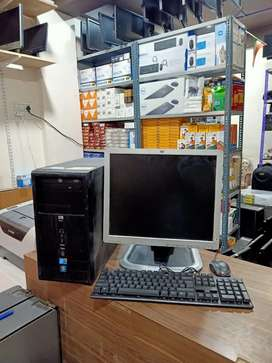 HP Desktop Complete Set @ Cheapest Rate
