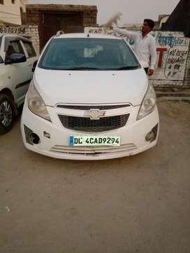 Chevrolet Beat LS Petrol, 2010, Petrol