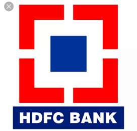 Hdfc bank limited urgent requirement all india