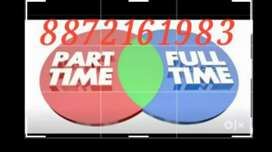 Now utilize your free time in part time jobsv