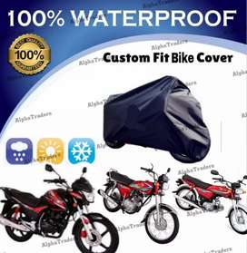 VIP Bike Covers فری ڈیلوری Honda Cd cg Dream 70 125 City Civic cb 150f