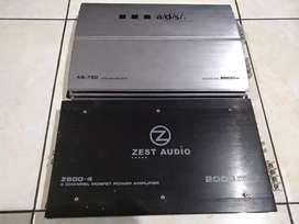 Audio power mobil (amplifier)