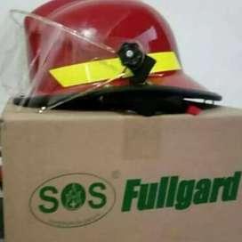 Helm pemadam kebakaran sos fullgard