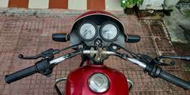 Hero Honda Passion (Red Colour)  Sell for Negotiable deal Amount